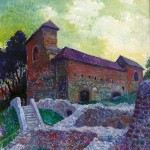 Be pavadinimo, 1997, 60x50