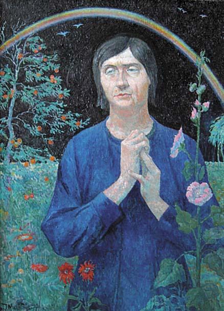 Beatričė Grincevičiūtė, 1977, 80x60