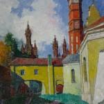 Bernardinų sventorius, 1997, 59x49