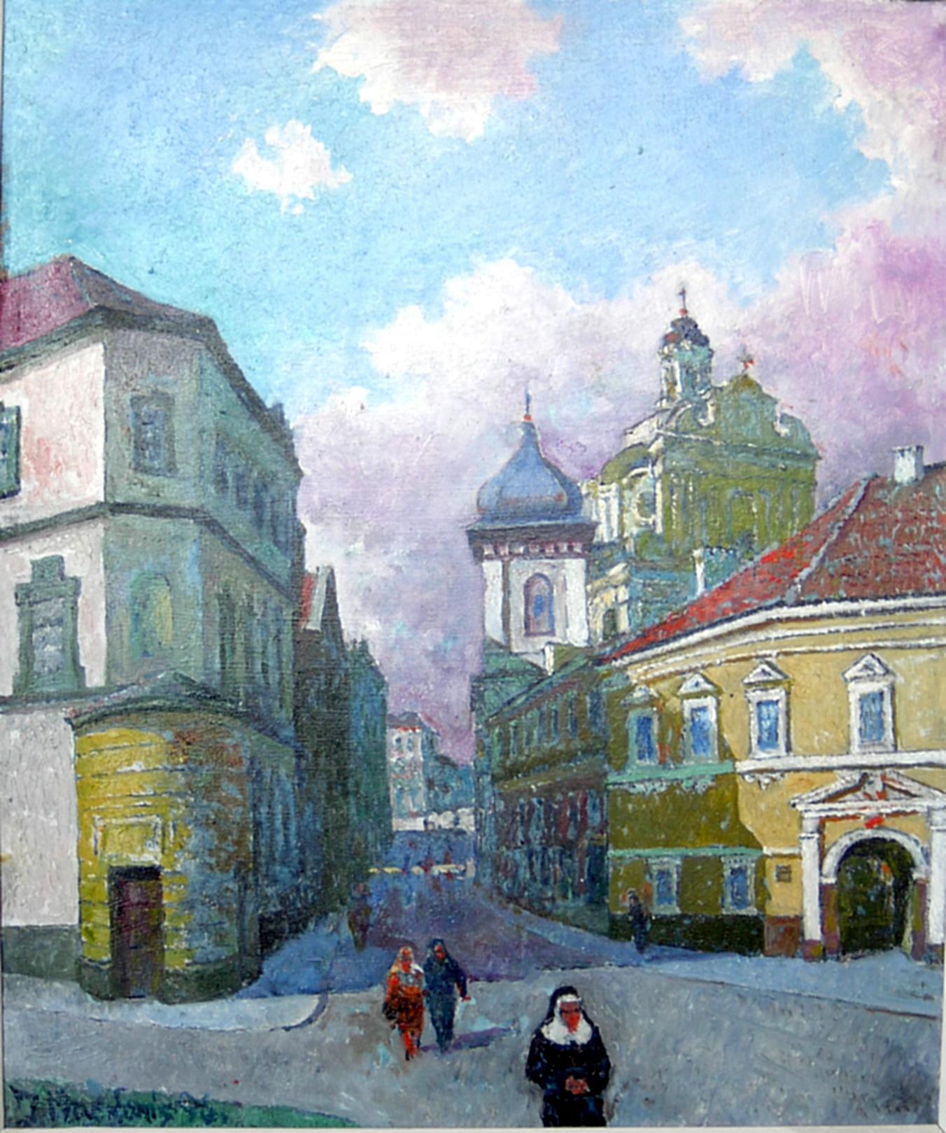 Domininkonų gatvė, 59x49