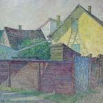 Hajduboszormenyj reggel Litvan SZSZK, 1976, 59x80