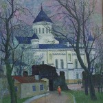 Provoslavų soboras, 1992, 55x46