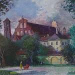 Sereikiškių parkas, 1991, 60x50