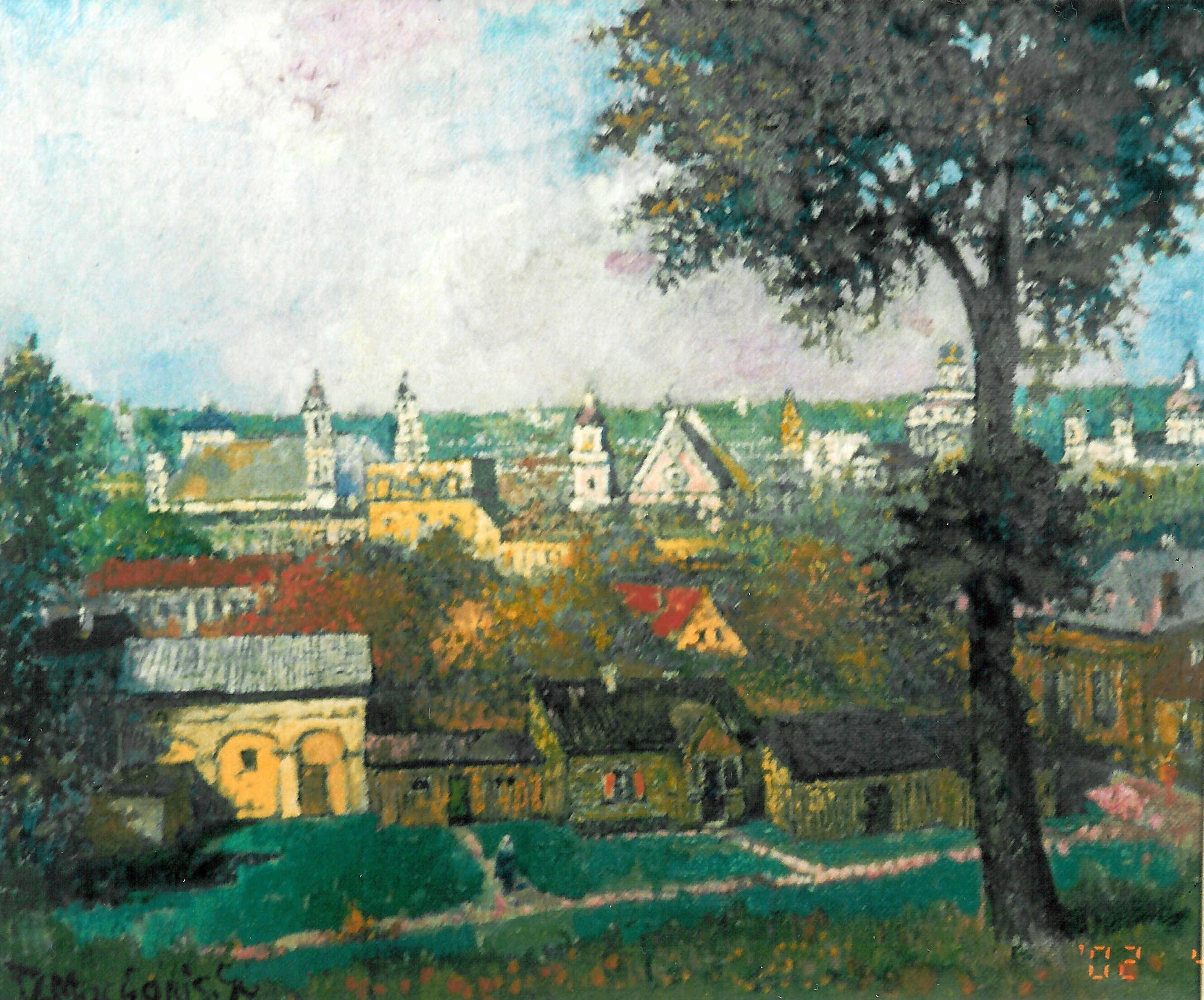 Sidabrinis Vilniaus ruduo, 1996