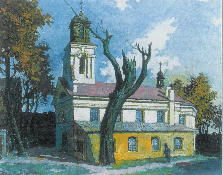 Šv. Baltramiejaus bažnyčia, 1980