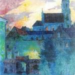 Šv. Kotrynos bažnyčia, 1992
