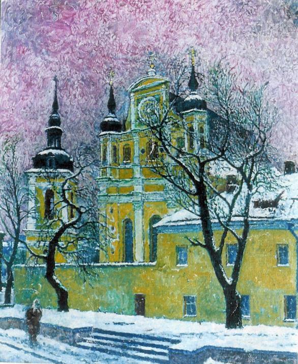 Šv. Mikalojaus bažnyčia