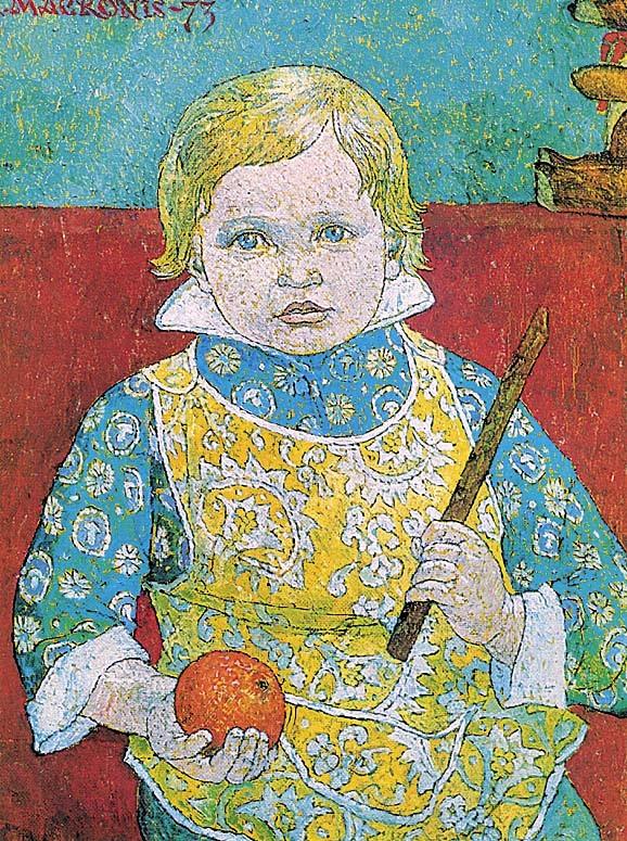 Vaikaitis Jogaila, 1973