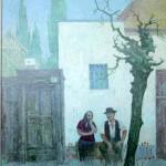 Vengriškasis motyvas, 1976, 80x62