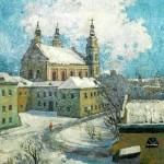 Vilniaus žiema, 1996