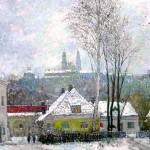 Žiema, 1992
