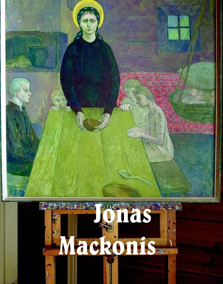 Albumas Jonas Mackonis