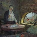 Julius Janonis, 63x50